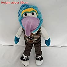 PUNIDAMAN 38Cm Big Size The Muppet Plush Toy The Frog,Fozzie Bear,Animal,Gonzo Stuffed Toys Doll for Kids Toy Dolls Cool Must Haves Girl Gifts The Favourite Toys Superhero Unboxing Toys