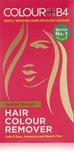 Colour B4 Kunstliche Haarfarbe Entferner