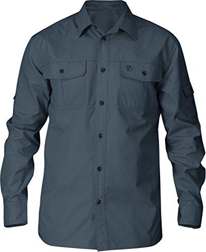 Fjallraven - Men's Singi Trekking Long Sleeve Shirt, Dusk, Large