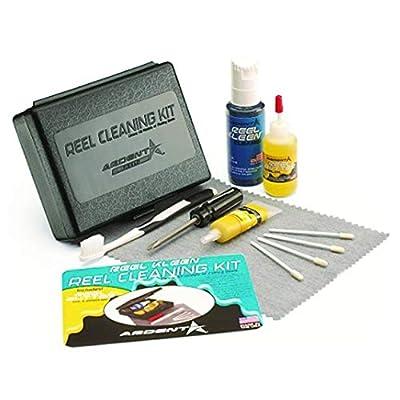 Ardent Reel Kleen Cleaning Kit for Freshwater Reel Maintenance