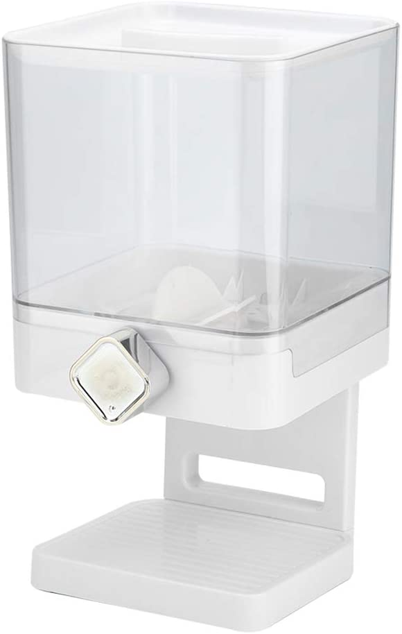 National uniform free National products shipping Zaraddia Dry Food Dispenser Single Square Cup