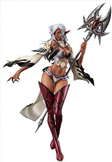Max Factory Lineage II: Dark Elf PVC Figure Statue (Brown Skin Version)