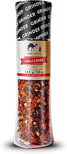 Silk Route Spice Company Scharfe Chili Riesenmühle - 165 g