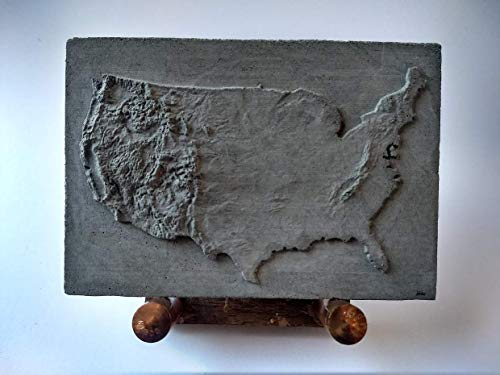 united states topographic map - 6