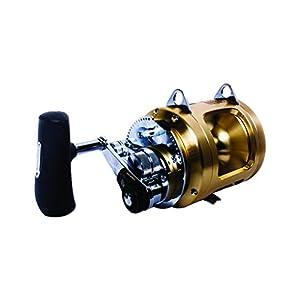Shimano Tiagra 30 W LRS A Wide Long Range Spool 2 Speed Offshore Multiplier Seafishing Reel, TI30WLRSA