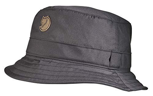 FJALLRAVEN Kiruna Hat Gorro, Unisex Adulto, Dark Grey, S