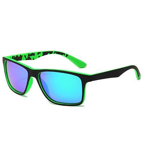 Gafas De Sol Hombre Mujeres Ciclismo Gafas De Sol Polarizadas Cuadradas Clásicas para Hombre, Gafas De Sol De Conducción para Hombre, Gafas De Sol, Gafas-04