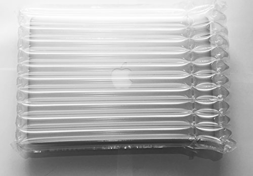 (5-Pack) Laptop Mailer Shipping System - Inflatable Air Packaging Protective Bubble Pack Wrap for Laptop Computer, Tablet, MacBook Air, MacBook Pro (Fits 14 - 15.4 Inch)
