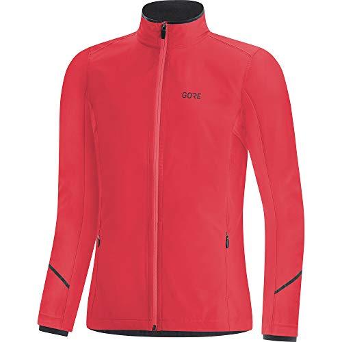 GORE WEAR R3 Damen Jacke Partial GORE-TEX INFINIUM, 38, Pink