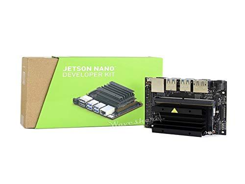 WENDi NVIDIA Jetson Nano Developer Kit, Small AI Computer