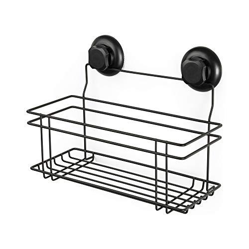 Compactor Bestlock Black |Soporte Multiusos | 30x15x20,5 cm, Negro Mate, L