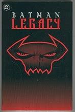 Batman Detective Comic #700 (Legacy Part 1)
