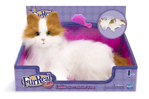 Hasbro 89987148 - FurReal Friends Katze