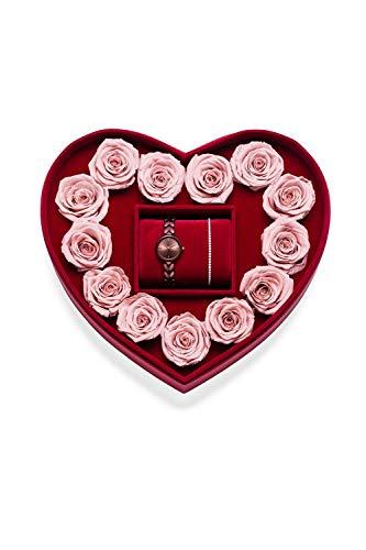 PAUL VALENTINE ® - Sweetheart Rosebox Lovella Coffee...