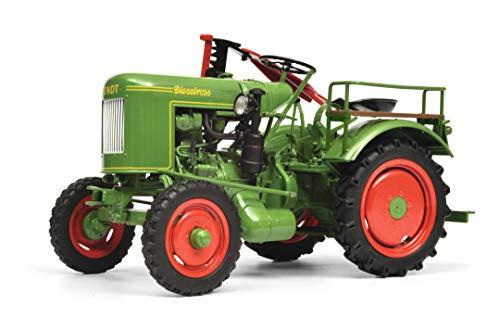 Schuco 450016100 - Fendt Dieselross F9, tractor, modelauto, 1:18, groen