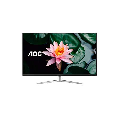 AOC U4308V 42.5-inch 4K 3480x2160 IPS Monitor with Supercolor Technology (Renewed)