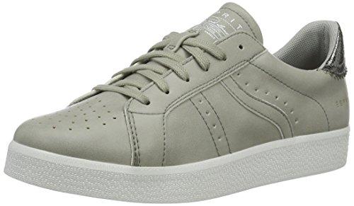 ESPRIT Damen Gweneth Lace up Sneaker, Grau (030 Grey), 39 EU