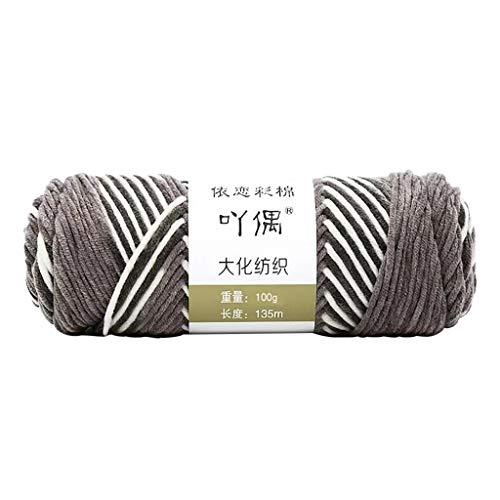 Milchbaumwollfaden Handgestrickte Schal Linie DIY Choker Schal Schal Liefert Faden Haken Passt Zum Weben Erwachsene Pullover, Hüte, Pullover Hosen Für Kinder, Kragen