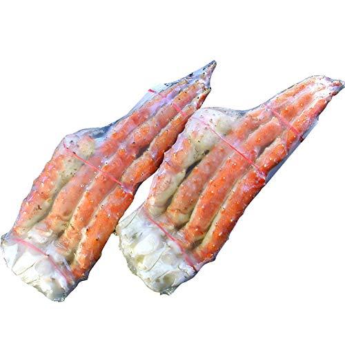 たらばがに足 Lサイズ 約800g×2肩(約1.6キロ) タラバガニ たらばがに たらば蟹 厳選!北海道グルメ かに匠
