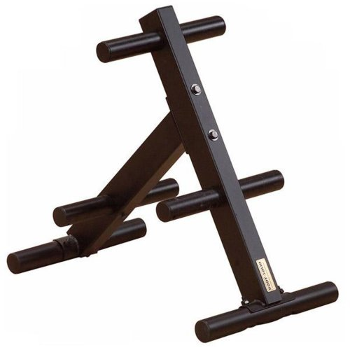 Body-Solid EZ Olympic Plate Load Tree (OWT24)