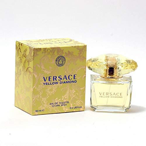 Versace Yellow Diamond Ladies- Edt Spray 3 OZ