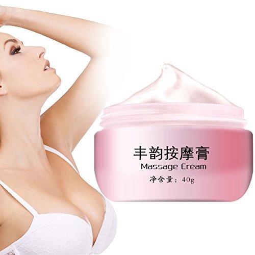 Breast Enlargement Cream, Bust Lifting Cream Must Up Breast Cream Massage Breast Firming Tightening Big Boobs Bigger Bust for Women