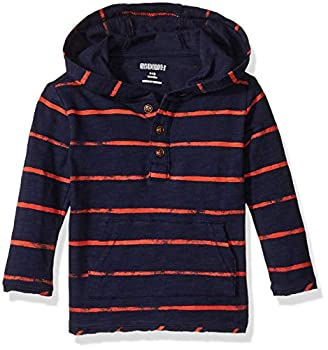 Gymboree Baby Boys Long Sleeve Casual Knit Top Midnight Blue 6-12 Mo