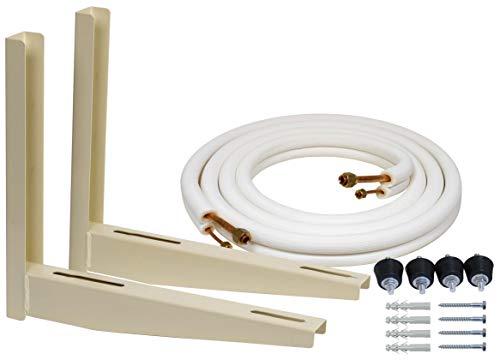 Mundoclima AS01517 1 Kit Instalación 1/4'-3/8', Talla única