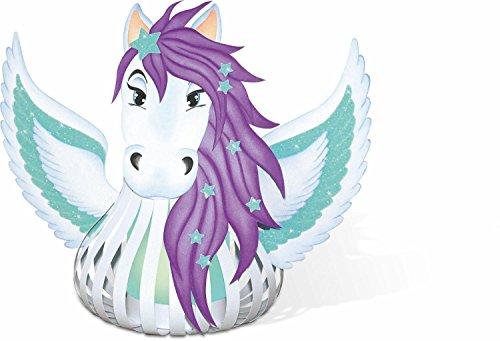 Ursus 18720007 - Laternen Bastelset Pegasus