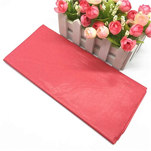 N\A 10 unids/Bolsa 51x66 cm Papel tisú Papel para Envolver Flores Papel de Regalo Embalaje Artesanal Rollo de Papel Vino Camisa Zapatos Ropa Embalaje Embalaje