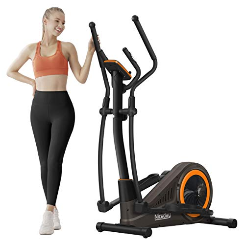 NICEDAY Elliptical Training Machine Magnetic Cross Trainer...