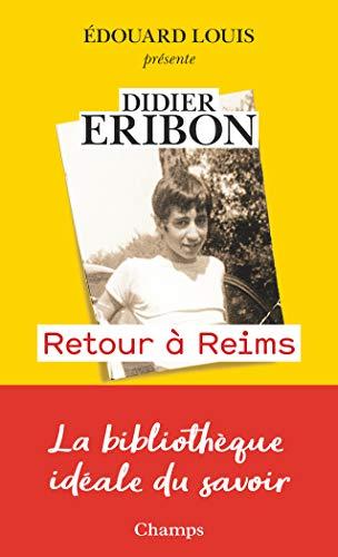 Retour à Reims (Champs Essais)