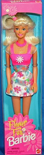 Flower Fun Barbie Doll (1996)