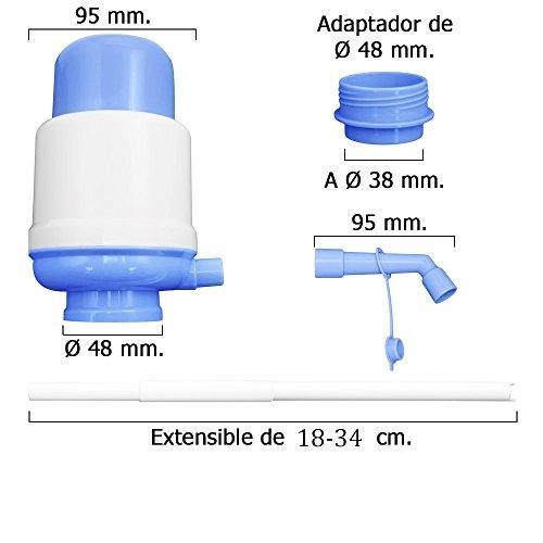 EM Home Bombas de agua industriales