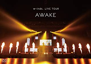 "w-inds. LIVE TOUR ""AWAKE"" at 日本武道館 [DVD]"