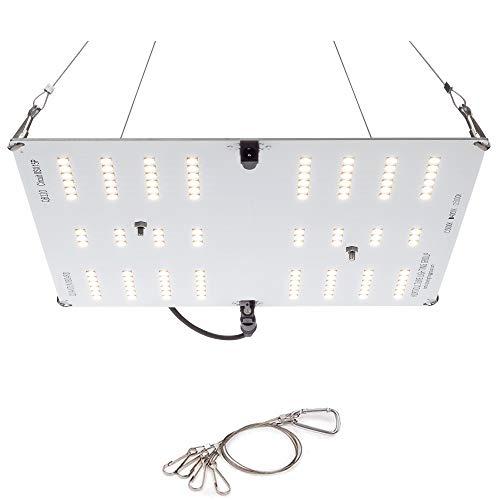 HLG 65 V2 4000K Horticulture Lighting Group Quantum Board LED Grow Light Veg & Bloom 4000K | Version 2 High-Efficiency Upgraded Samsung LM301B LED