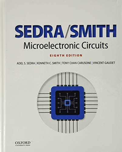 Microelectronic Circuits The Oxford Series in Electrical and Computer Engineering product image