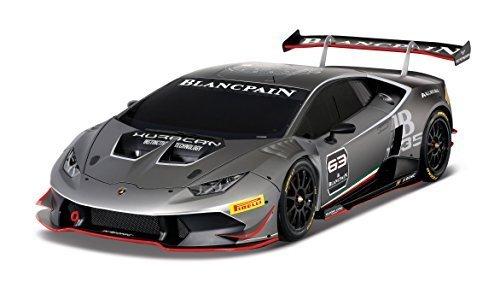 Maisto 81181–1: 24R/C Lamborghini lp610–LP 620–2Super Trofeo, Gris