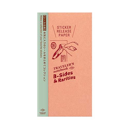 トラベラーズカンパニー ノート リフィル 限定 シール台紙 レギュラーサイズ 14429006