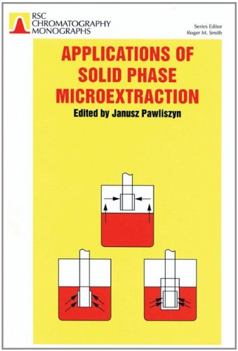 Applications of Solid Phase Microextraction (RSC Chromatography Monographs)の詳細を見る