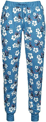 Lilo and Stitch Hawaii Frauen Pyjama-Hose Multicolour L
