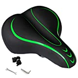 Best Bicycle Seats - OXYVAN Bike Seat Most Comfortable Universal Replacement Bicycle Review
