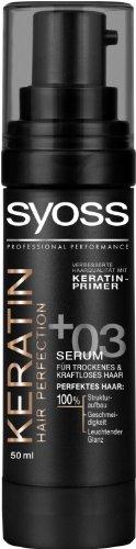 Syoss Serum Keratin Hair Perfection, 50 ml
