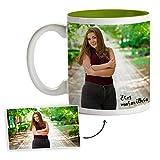 Fotoprix Tazas Personalizadas con Foto y Texto | Regalos Personalizados con Foto para Amigas | Taza Personalizada con...