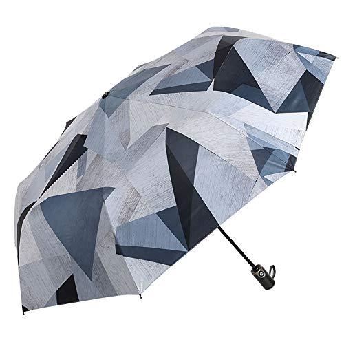 Big seller Regenschirme Automatischer Regenschirm, der großen Regenschirm einfachen Sonnenregenschirm-Sonnenschutzschirm faltet