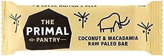 The Primal Pantry Coconut & Macadamia Paleo Energy Bar 45g