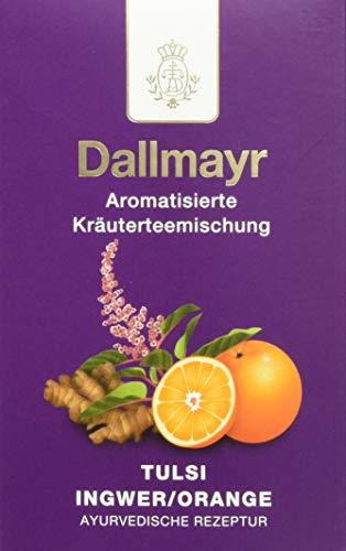 Dallmayr Ayurvedischer Tee - Tulsi, 8er Pack (8 x 100 g )