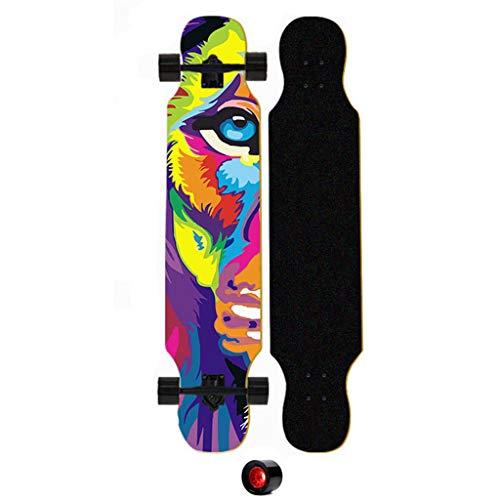 LZY YEENUO Longboards Skateboard Longboard Skateboard Cruiser - 42