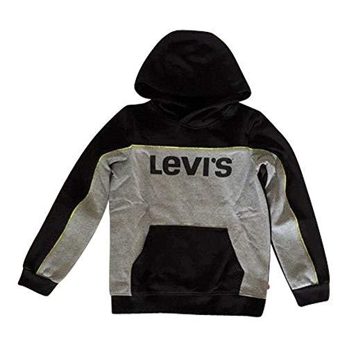 Levi's Kids - Sweat garçon B915 023 Black - Couleur Noir - Taille 16 Ans