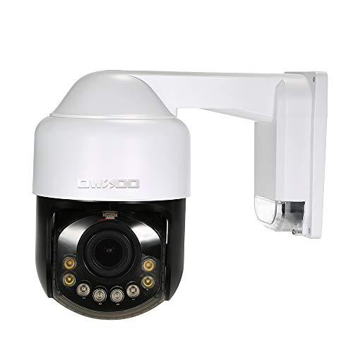 OWSOO 1080P Cámara IP 4G, Lente de Zoom Óptico 2.8-12 mm,...